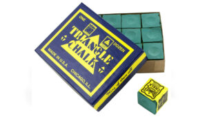 Chalk for Snooker Cues