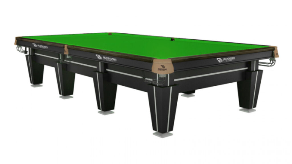 Coin Actuated Snooker Table