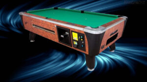 Coin Operated Billiard Tables