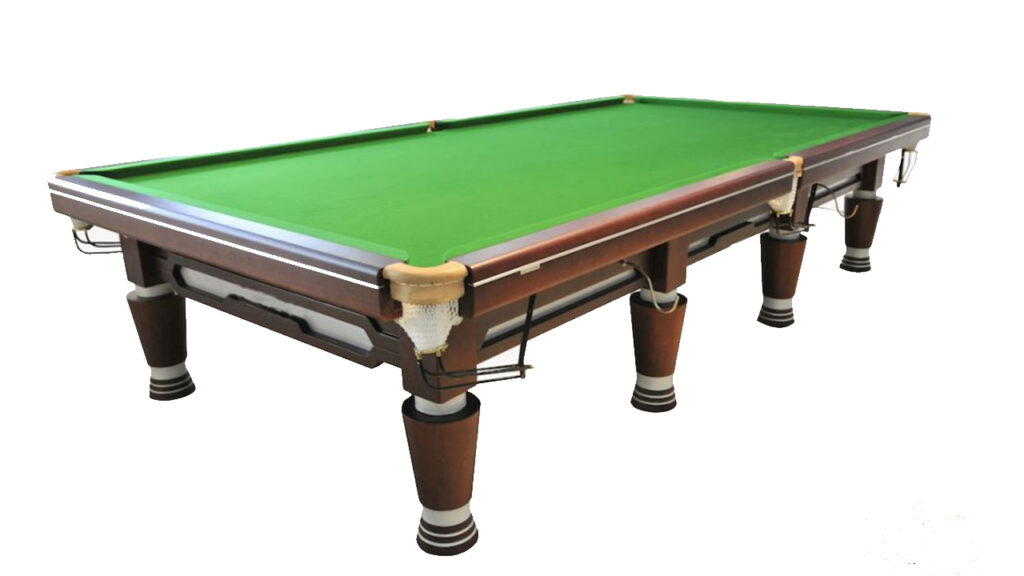 Coin-Operated Snooker Tables