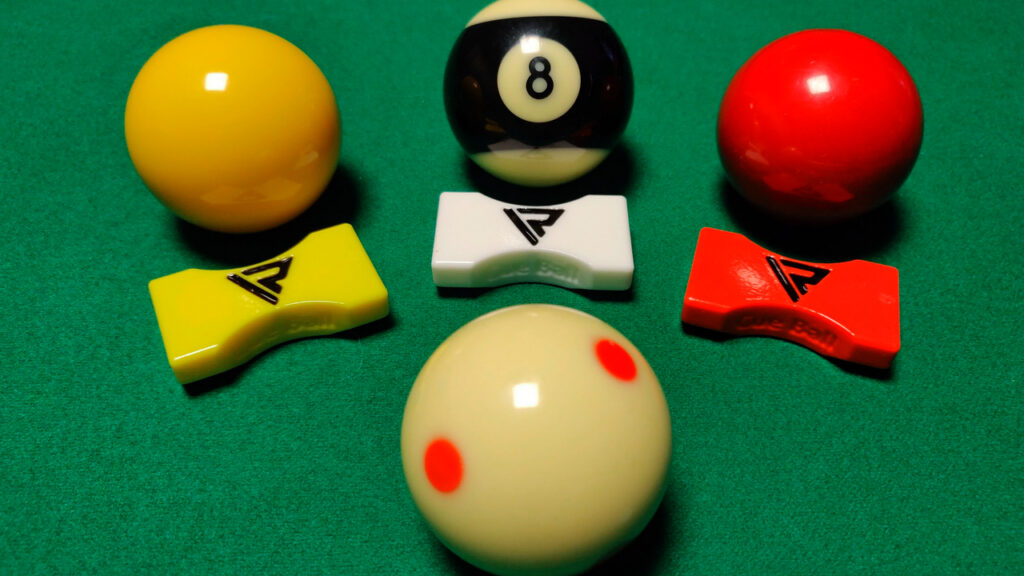 Pool Ball Marker