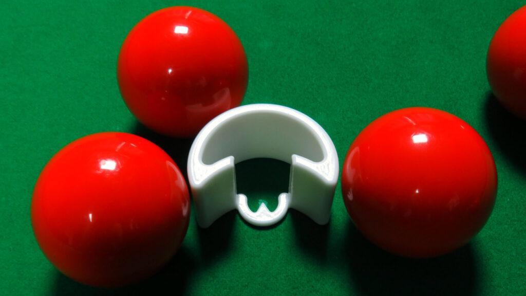 Snooker Ball Marker