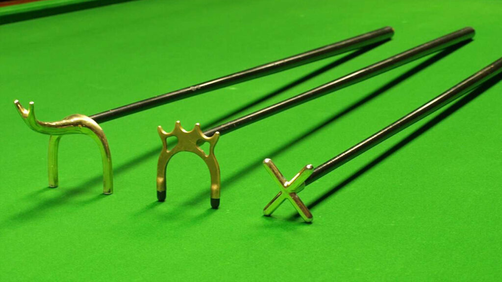 Snooker Table Rests and Bridges
